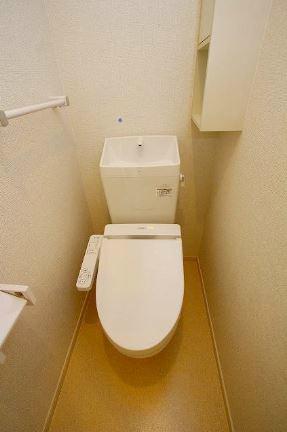画像11:トイレ