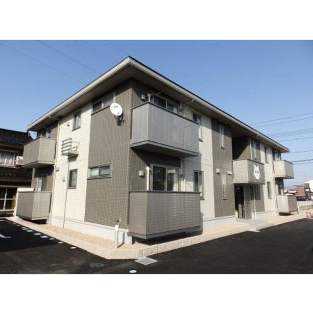 新着賃貸20:鳥取県米子市米原8丁目の新着賃貸物件