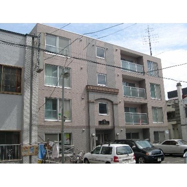新着賃貸1:北海道札幌市白石区本郷通10丁目北の新着賃貸物件